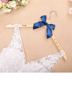 Bridesmaid Gifts - Personalized Wooden Hanger (256184517)