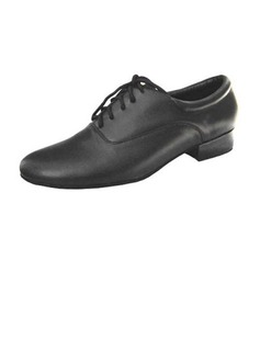 Мужская Натуральня кожа Бальные танцы Обувь для танцев (053013006)