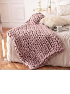 Modern/Contemporary simple pretty Polyester Blankets & Throws (203191165)