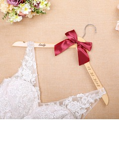 Bridesmaid Gifts - Personalized Wooden Hanger (256184513)