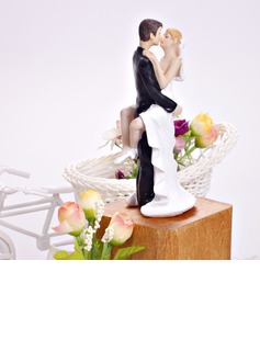 Kissing Couple Cake Topper (122036177)