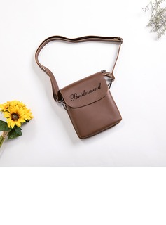 Bridesmaid Gifts - Personalized Classic Special Imitation Leather Bag (256200031)