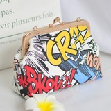 Elegant Canvas Clutches/Fashion Handbags (012207597)