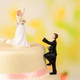 Klassik Paar Harz Hochzeit Torten-Dekoration (119054553)