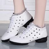Donna Similpelle Sneakers Jazz Prova Scarpe da ballo (053201947)