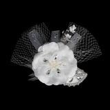 Mode Kristal Fascinators/Bloemen & Veertjes (042015991)
