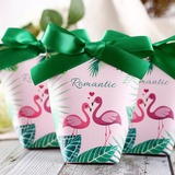Cute Animal Other Card Paper Favor Boxes With Ribbons (Set of 30) (050197419)
