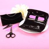 Bolsa Aço inoxidável Kit Manicure (051016405)
