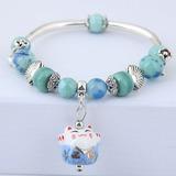 Mode Alliage Céramique Femmes Bracelets de mode (Vendu dans une seule pièce) (137190141)