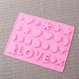 Liefde Ontwerp Silikon Taart Mould (051053243)