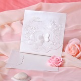 бабочка стиль Tri-Fold Invitation Cards (набор из 10) (114033284)