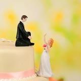 классический Пара смола Свадьба Фигурки для торта (119054552)