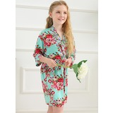 Flower Girl Floral Robes (248178699)