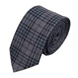 Grid Wool Tie (200182478)