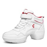 Donna Similpelle Vera pelle Sneakers stile moderno Jazz Scarpe da Ginnastica Scarpe da ballo (053205047)