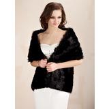 Faux Fur Speciale gelegenheden Sjaal (013020431)