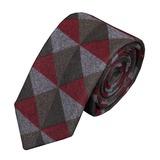 Grid Wool Tie (200182476)
