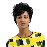 Curly Synthetic Hair Synthetic Wigs (219179019)