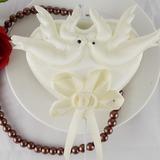Любовь птиц Атлас Свадьба Фигурки для торта (набор из 4) (119057600)