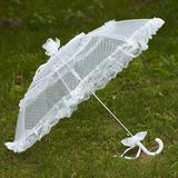 прекрасный Кружева Свадебные зонты (124036912)