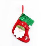 Flanellen kousen Kerstsok (Verkocht in één stuk) (107188789)