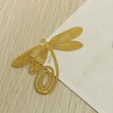 Dragonfly ontwerp Zink Legering Bladwijzers (051024151)