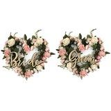Nizza/Bella Nizza/Bella/Piuttosto/Bella Legno Decorazioni per Matrimonio/Accessori decorativi (Venduto in un unico pezzo) (131179081)
