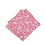 Floral Cotton Pocket Square (200182506)