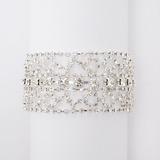 Mode Alloy met Bergkristal dames armbanden (011033364)