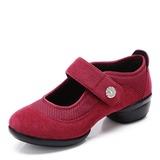 Women's Cloth Mesh Sneakers Modern Practice Dance Shoes (053201966)