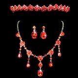 Элегантный сплав с Стразы женская Комплекты ювелирных изделий (011028500)