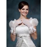 Вуаль Наручные длина Партии/мода перчатки/Свадебные перчатки (014020483)