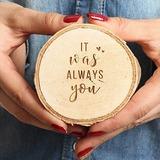 Classic/Rustic Wood Ring Box (103201146)
