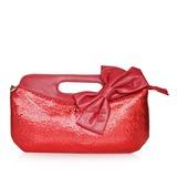 Elegant Patent Leather Koppelingen (012040737)