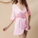 Artificial Silk Feminine Lingerie Set (041163066)