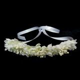 прекрасный Атлас Девушки цветка Головной убор (042025245)
