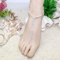 Cristal Verre Bijoux Pied Accessoires (107039366)