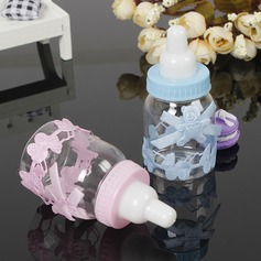 Классический/прекрасный бутылка формы пластиковые Фавор коробки и контейнеры/Горшки и банки для конфет (набор из 12) (050166443)