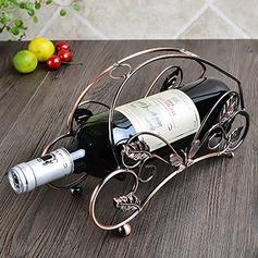Non-Personalized Alloy Bottle Holder / Wine Rack (052143920)