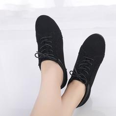 Мужская Замша сетка Современный Практика Обувь для танцев (053130680)