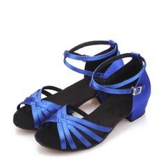 Детская обувь Атлас Латино Обувь для танцев (053134014)