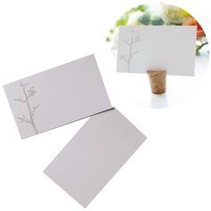 Классический/прекрасный картона бумаги Держателя карты (набор из 50) (051178593)