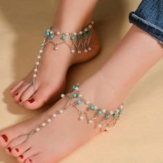 Alloy Foot Jewellery (Set of 2) (107156785)