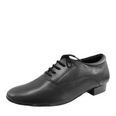 Hommes Vrai cuir Salle de bal Chaussures de danse (053013006)