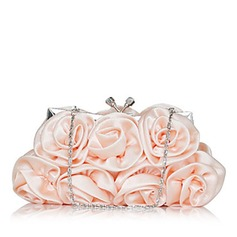 Gorgeous Silk Clutches (012013418)