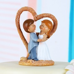 Casal clássico Decorações de bolos (089038308)