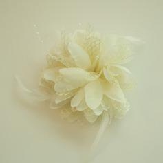 Hyvät Kaunis Silkki kukka Otsa Korut (042143688)