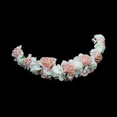 прекрасный Бумага Девушки цветка Головной убор (042026416)