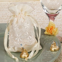 Lovely Favor Bags With Laces (Set of 12) (050019919)