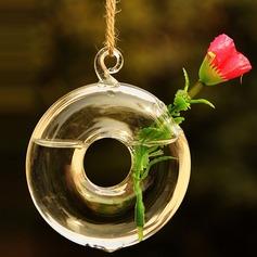 висит круглый стекло ваза (128035743)